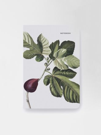 Fig Notebook by Father Rabbit