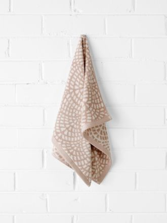 Finca Hand Towel - Blush