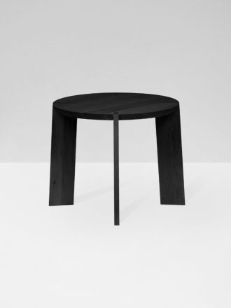 Sketch Kile Side Table - Black