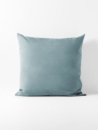 Halo Organic Cotton European Pillowcase - Eucalypt