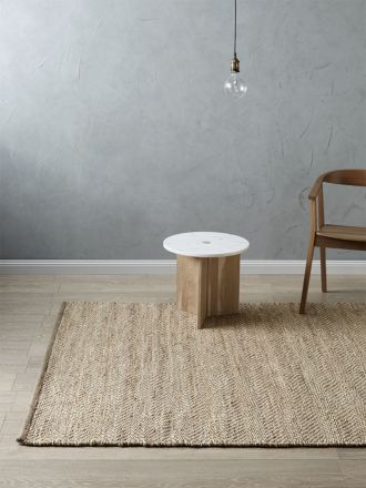 Herringbone Rug - Natural