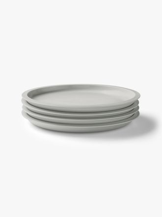 Kali Dinner Plate set of 4 - Dove