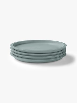 Kali Dinner Plate set of 4 - Mist