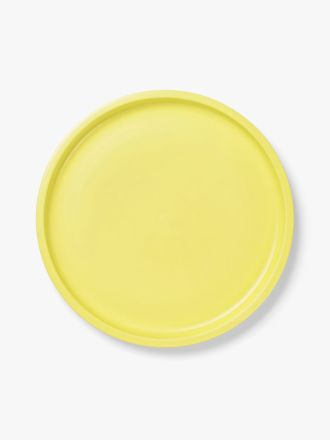 Kali Dinner Plate - Yellow