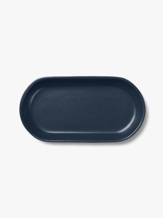 Kali Medium Platter - Indigo