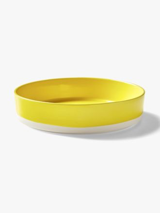 Kali Serving Bowl - Yellow