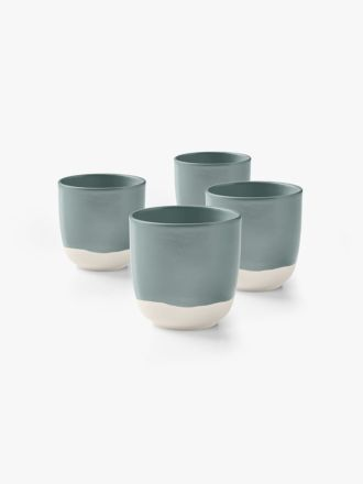 Kali Cup set of 4 - Mist