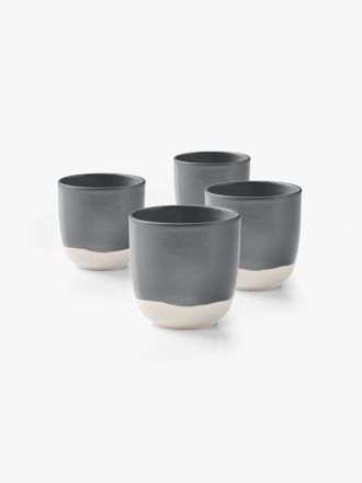 Kali Cup set of 4 - Smoke