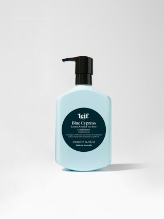 Blue Cyrpress Conditioner 500ml by Leif