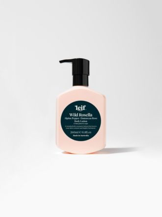 Wild Rosella Body Lotion 260ml by Leif