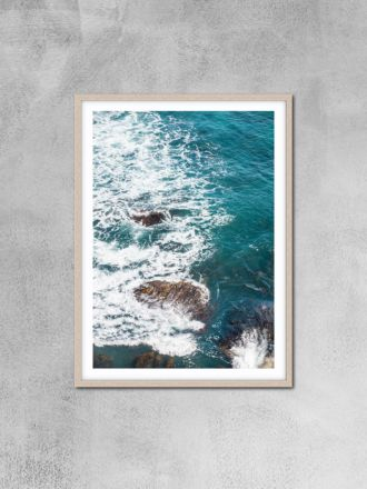 The Sea 1 Photography Print by Love Your Space