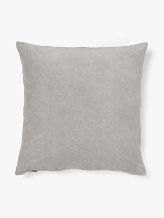 Luxury Velvet Floor Cushion - Dove