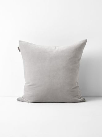 Luxury Velvet Cushion - Dove