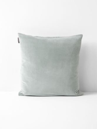 Luxury Velvet Cushion - Mist