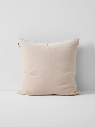 Luxury Velvet Cushion - Blush