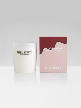 Miel D'ete Scented Candle by Maison Balzac
