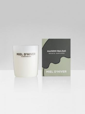 Miel D'hiver Scented Candle by Maison Balzac