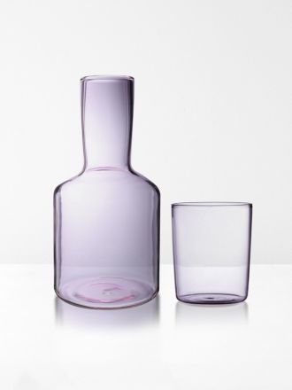 Carafe & Glass by Maison Balzac - Lavender