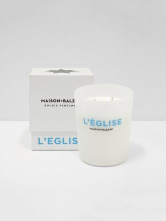 L'eglise - Scented Candle by Maison Balzac