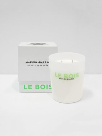 Le Bois Scented Candle by Maison Balzac