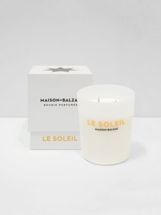 Le Soleil Scented Candle by Maison Balzac