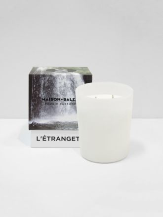 L'etrangete Scented Candle by Maison Balzac