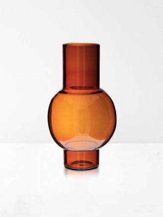 Amber LouLou Vase by Maison Balzac