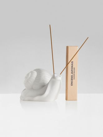 Mr Escargot Incense Holder by Maison Balzac