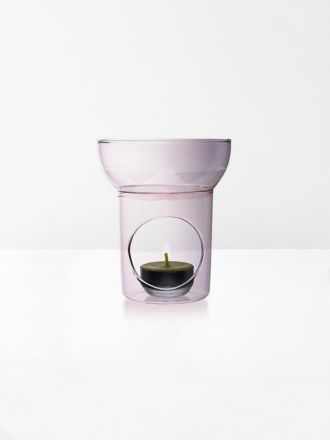 Oil Burner by Maison Balzac - Pink