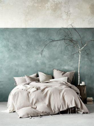 Maison Quilt Cover - Natural