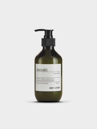 Linen Dew Body Lotion by Meraki