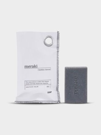 Soap | Meraki - Bamboo Charcoal