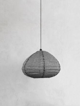 Fringed Linen Light Shade
