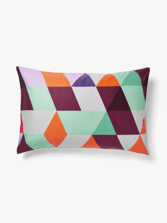 Nio Standard Pillowcase - Exotique