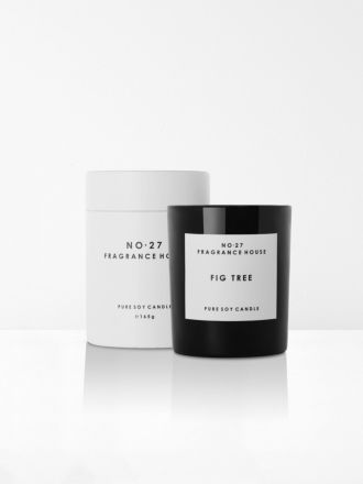 Fig Tree Scented Candle by No 27 Fragrance House