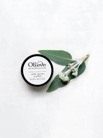 Wild Lemon Myrtle Body Butter 250ml by Olie
