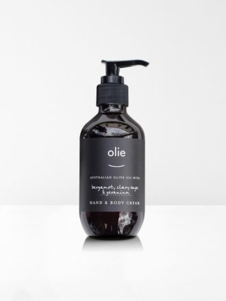 Bergamot & Clary Sage Hand & Body Wash by Olie