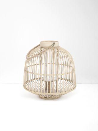 Pacific Bamboo Lantern - Medium