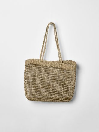 Lally Woven Tote Large