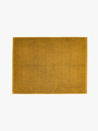 Paros Bath Mat - Mustard