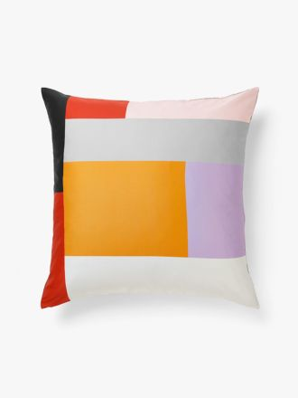Patch European Pillowcase