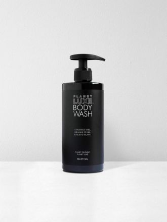 Ylang Ylang & Orange Pearl Body Wash 500ml by Planet Luxe