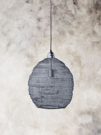 Ball Lamp - Grey