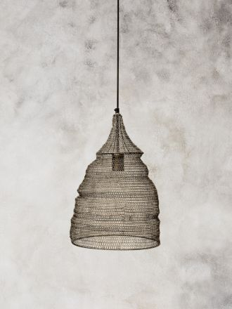 Cone Lamp - Matt Gold
