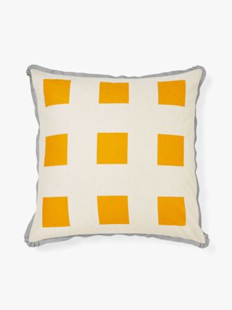 Squares European Pillowcase