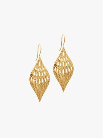 Arabella Gold Earrings by Studio Zee