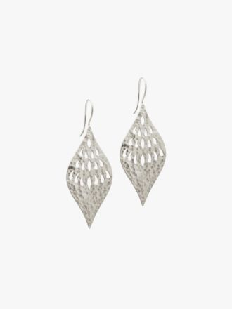 Arabella Silver Earrings by Studio Zee