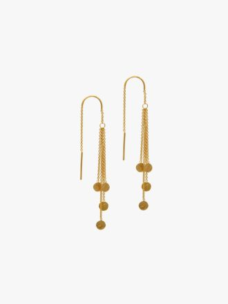 Francesca Gold Earrings by Studio Zee