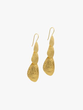 Zara Gold Earrings by Studio Zee