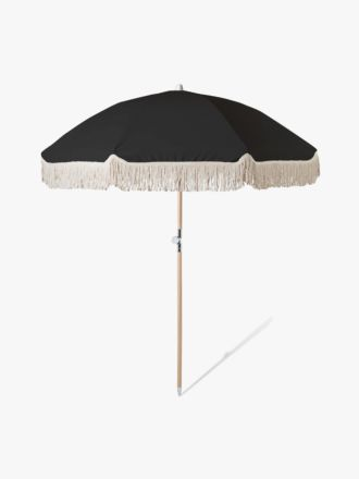 Black Rock Beach Umbrella by Sunday Supply Co
